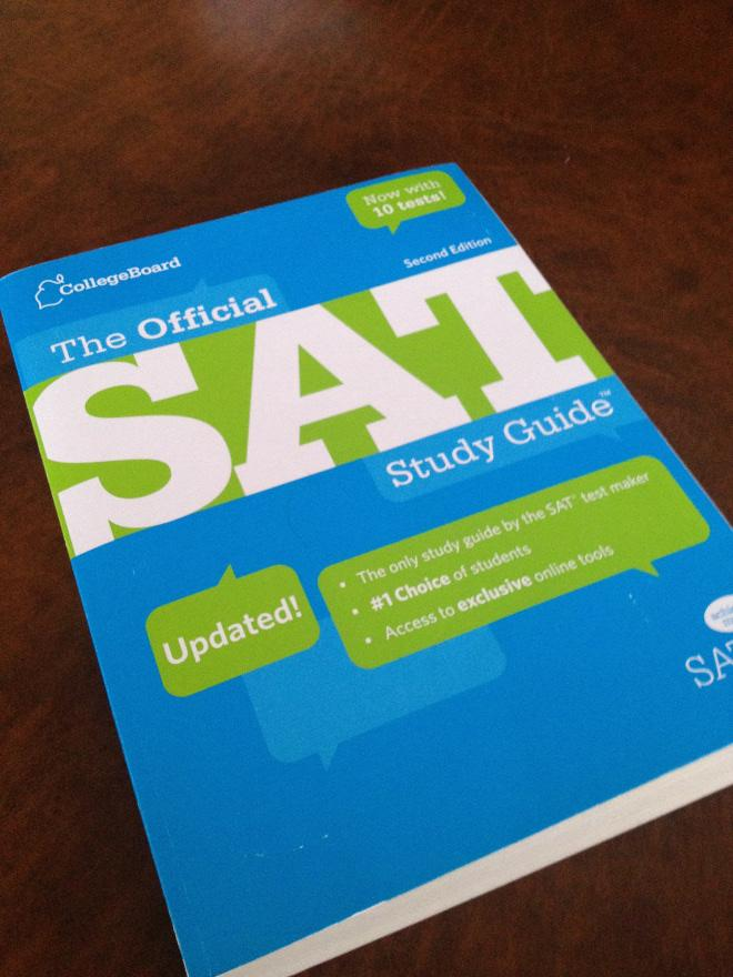The importance of studying and preparing for the sat