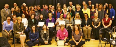 PWEF Grant Awards Ceremony honors teachers distict wide