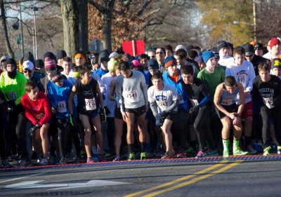 Town members flock to run the annual trot