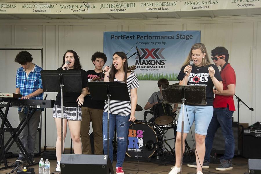 Annual Portfest raises money for arts