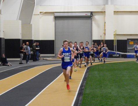 Boys and girls indoor track teams start season strong: Both teams look to repeat as conference champions this season