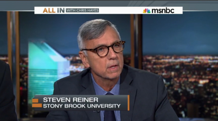 Reiner advises students not to fall for the fake news hoax: Stony Brook professor emphasizes the importance of preserving good news