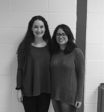 Social Science research finds success with MIT Inspire: Juniors Sarah Finkelstein and Mari Mirasol advance as finalists