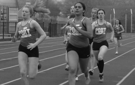 Girls track shows strength at the Port Invitational