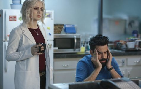 The CW's iZombie comes back to life this spring