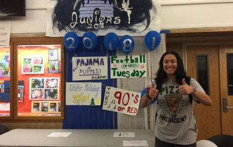 The battle of the classes ignites school spirit: Spirit Week promotes friendly competition among the classes