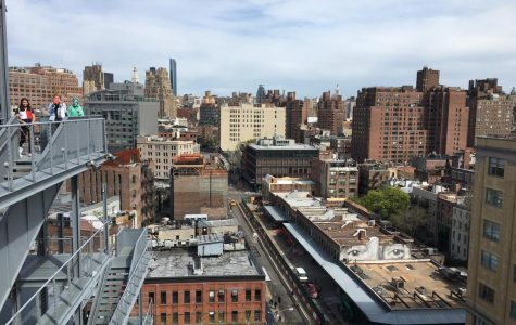 City Views: The city's trendiest abandoned railway, the Highline