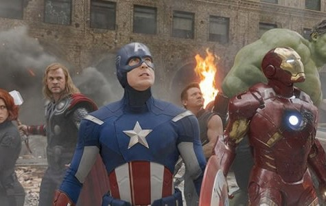 The Avengers smashes its Marvel predecessors