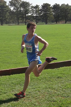 Male Athlete of the Month: James Gallagher—Cross Country