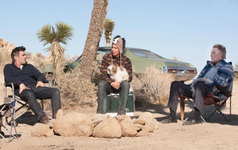 Seven Psychopaths is violently entertaining