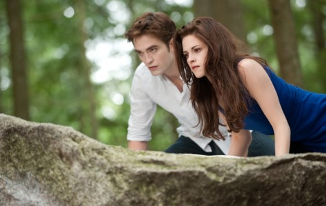 The Twilight saga ends at the break of dawn