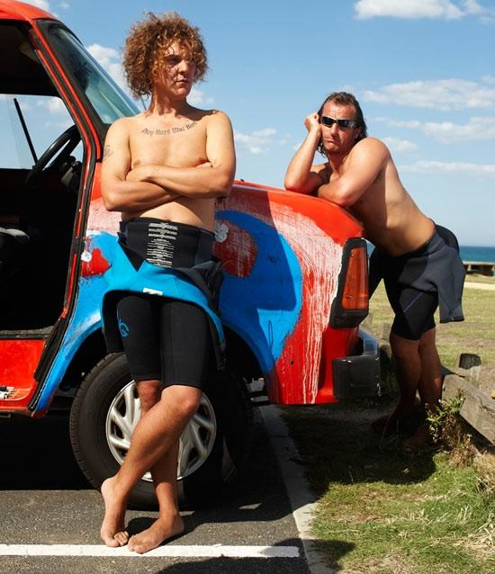 Angry Boys is likely to trigger mixed emotions in fans of Girls
