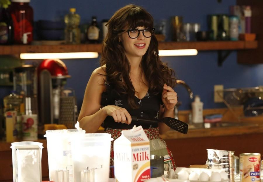 New found love in this season of New Girl