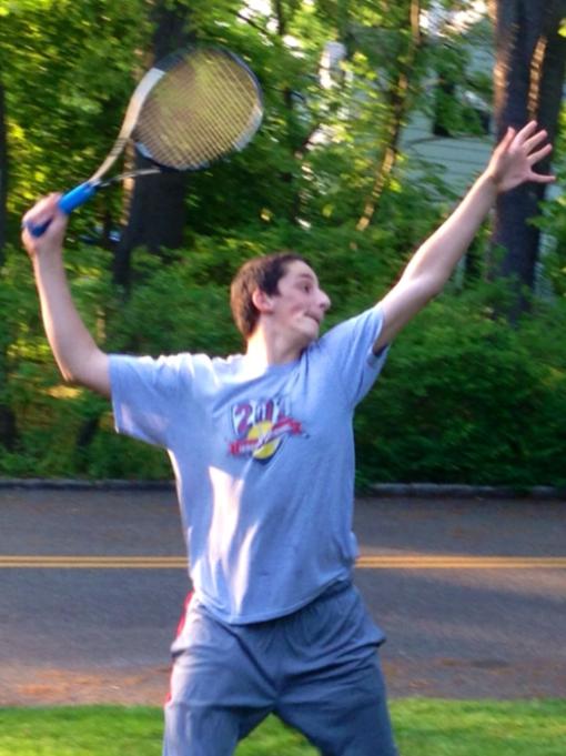 Athlete+of+the+Month%3A+Ben+Rosen