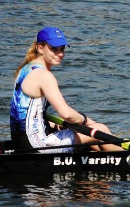 Athlete of the Month: Hannah Rosen