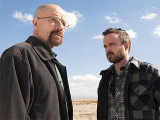 Breaking Bad  becomes NaTiONAl sensation
