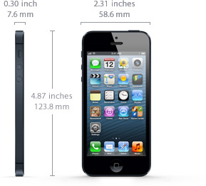 iPhone 5s joins the apple tree