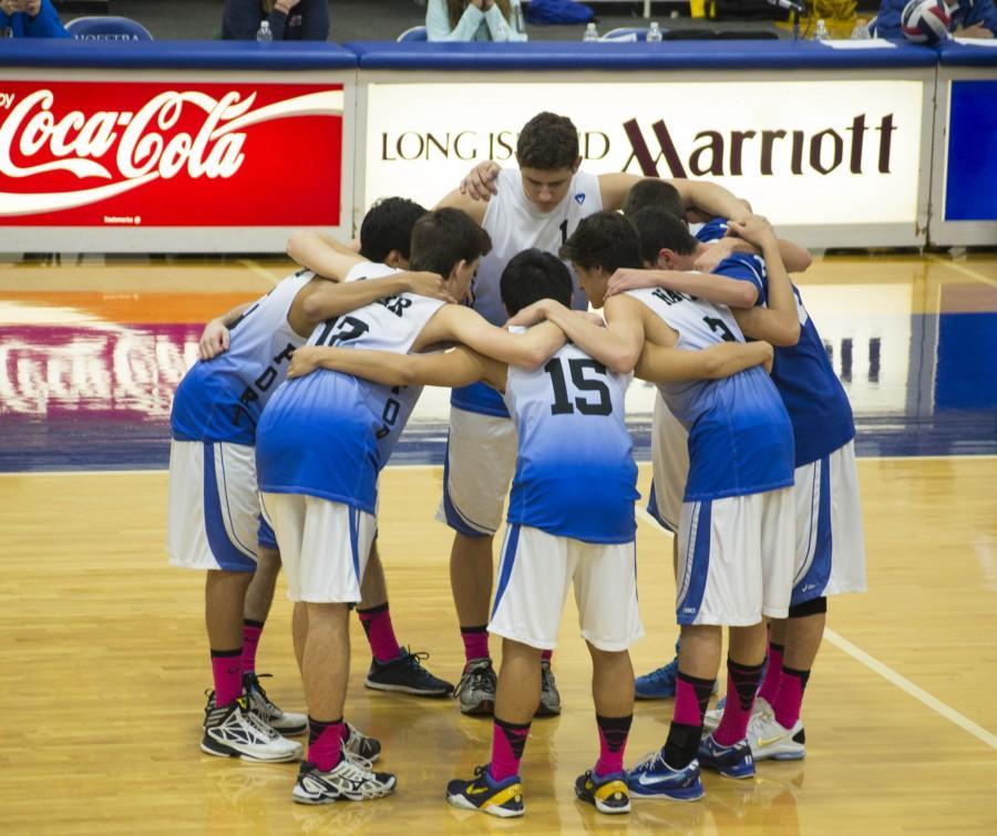 Boys+volleyball+wins+Nassau+County+Championship
