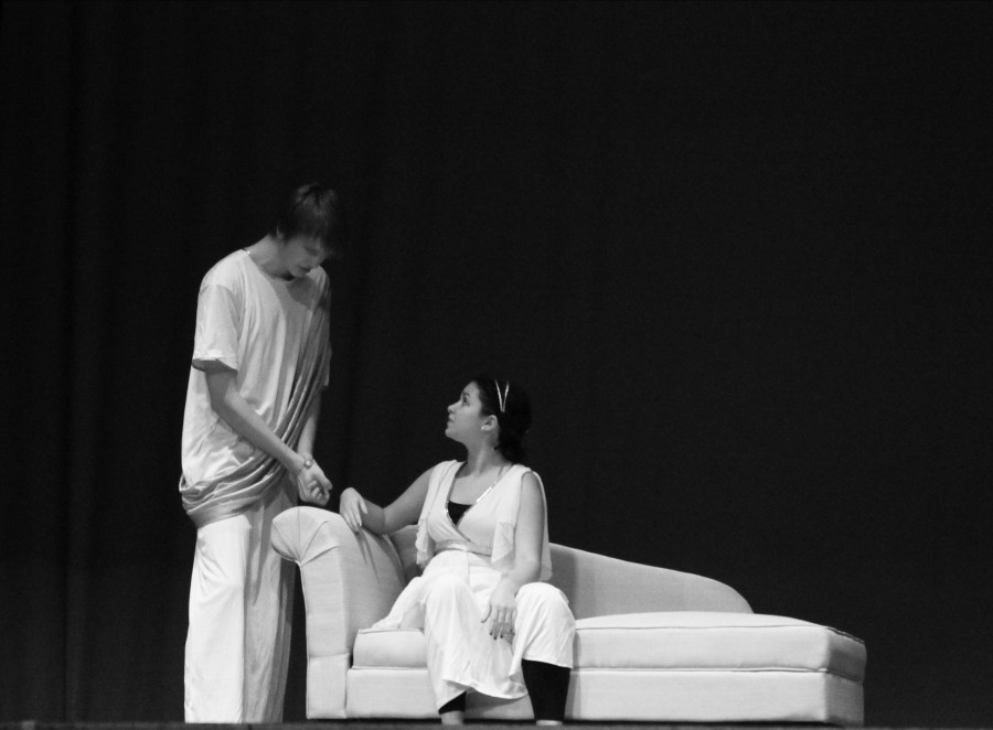 Act-oberfest showcases student directing