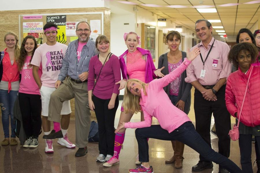 Think+Pink+Day+spreads+Breast+Cancer+Awareness