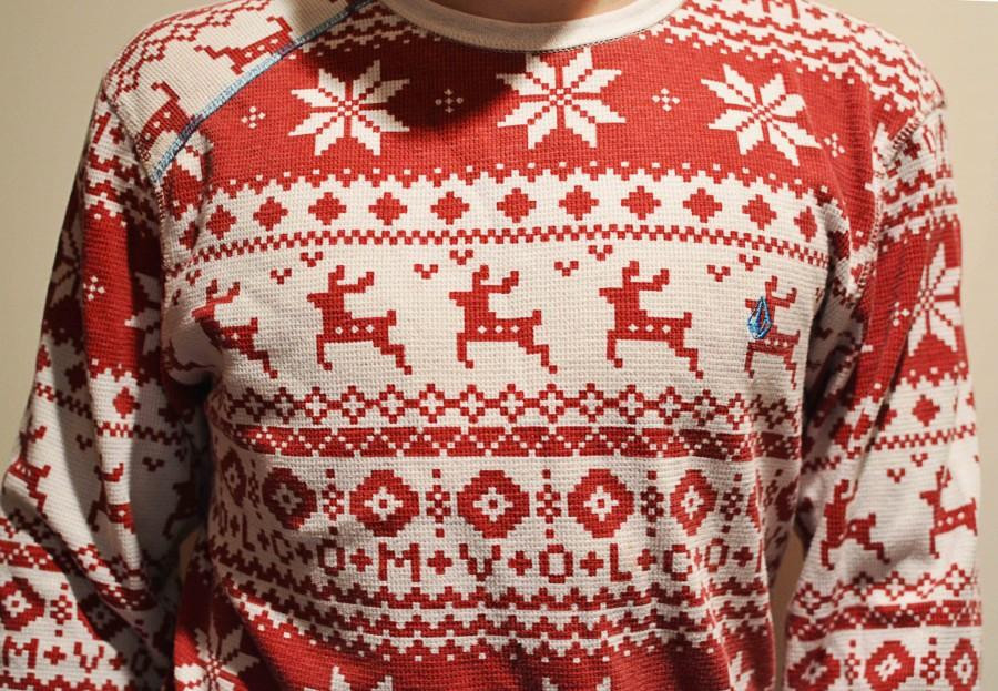Fashion File: The invasion of hideous sweaters: The peculiar trend of ugly Christmas sweaters lives on