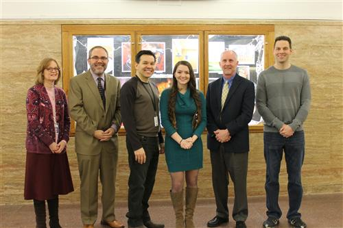 Senior Caitlin Ferris named Intel semifinalist