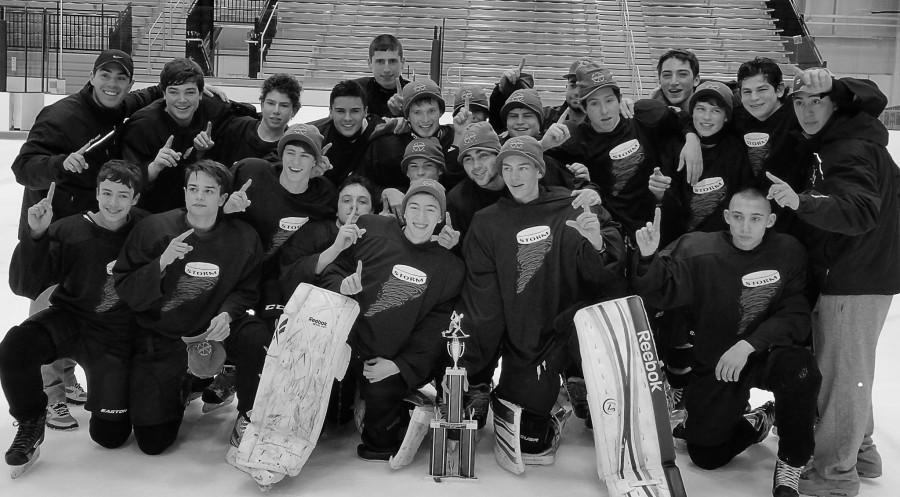 JV hockey team wins Nassau Championship