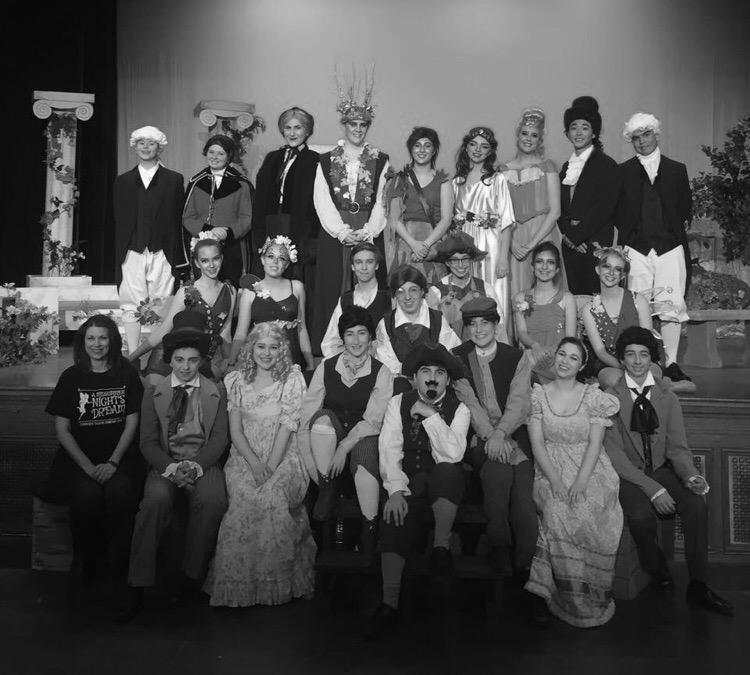 The+cast+of+A+Midsummer+Night%27s+Dream+dazzled+in+performance+on+the+weekend+of+Nov.+19.+The+Drama+Club+is+excited+for+their+next+performance%2C+Crazy+For+You%2C+coming+out+in+March+2017.