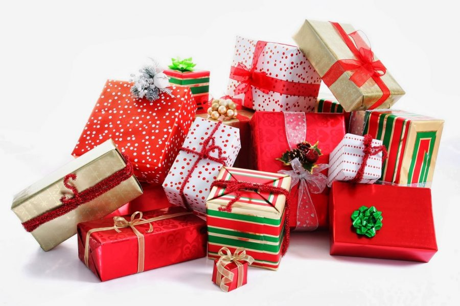 Secret+santa+is+a+tradition+that+has+spread+from+gift+exchanges+with+local+friends+to+even+out+of+town+friends.