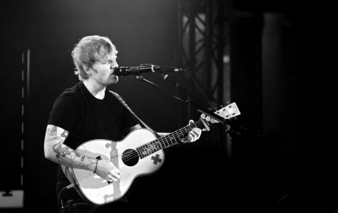 Ed Sheeran's new album is calculated to be a great success