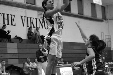 Girls basketball boasting solid win streak
