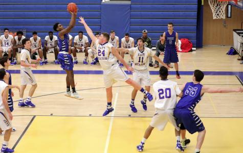 Boys basketball works towards playoffs