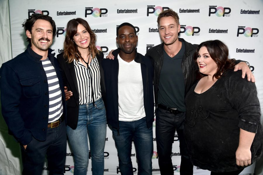 The principal cast of This Is Us is all smiles while promoting the acclaimed series at a recent event; the show has already been renewed for a second season.