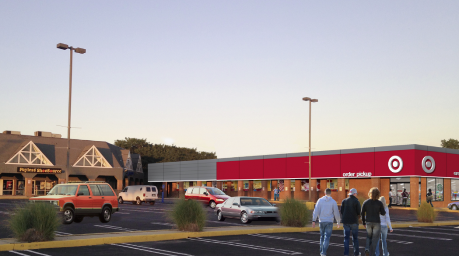 Target+will+be+located+in+the+former+King+Kullen+building+in+the+Soundview+Marketplace.