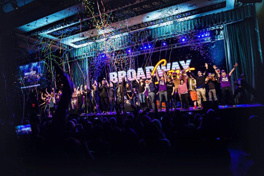 A+festive+opening+ceremony+signifies+the+beginning+to+BroadwayCon.+The+event+is+the+perfect+place+for+fans+of+Broadway+to+embrace+their+passions+for+all+of+the+different+aspects+of+theatre.