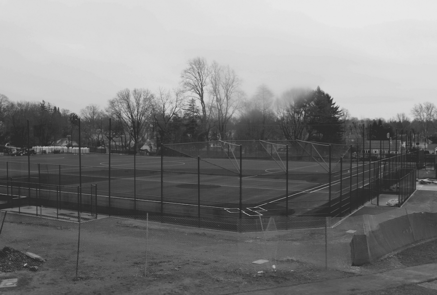 The+new+field+will+be+complete+with+a+baseball+diamond+and+a+backstop+which+will+offer+the+baseball+and+softball+teams+many+new+opportunities.