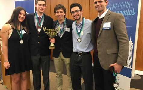 AP Economics team wins big in Econ Challenge
