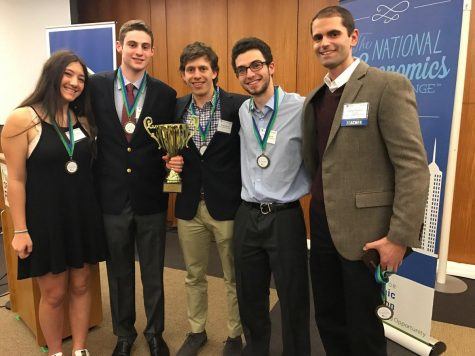 AP Economics team wins big in Econ Challenge
