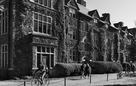 Schreiber alumnus talks about days at Bard