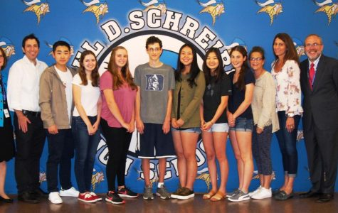 Seniors recognized as National Merit semifinalists