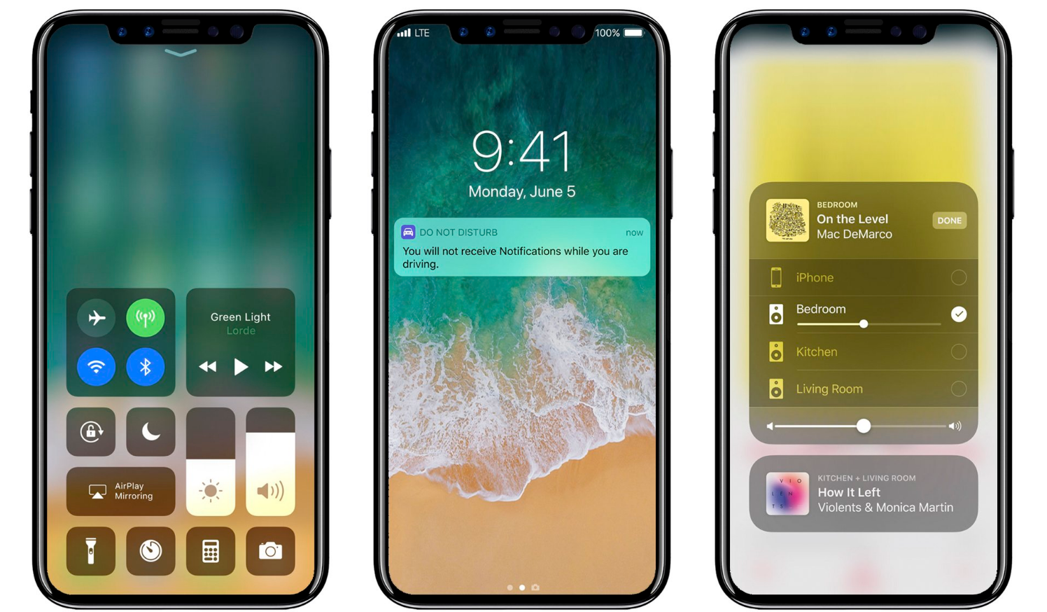 In November 2017, Apple will release the new iPhone X in honor of the iPhone's 10th anniversary.