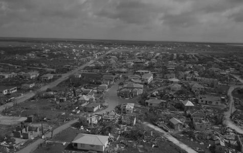 The storm-battered islands taking the brunt of the winds