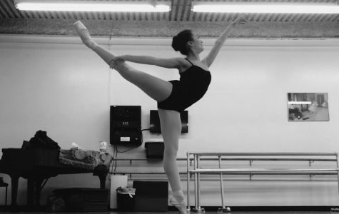 View of the Viking: Schreiber's resident ballerina: Isabella Henderson