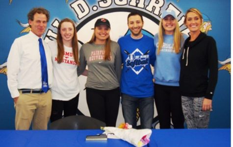 Schreiber athletic commits have eyes set on college