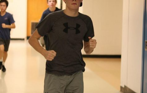 Boys track striving toward another division championship
