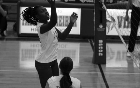 Girls volleyball spikes to success early in the season