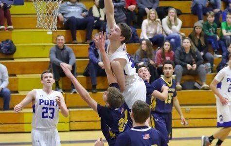 Boys basketball shoots high this winter