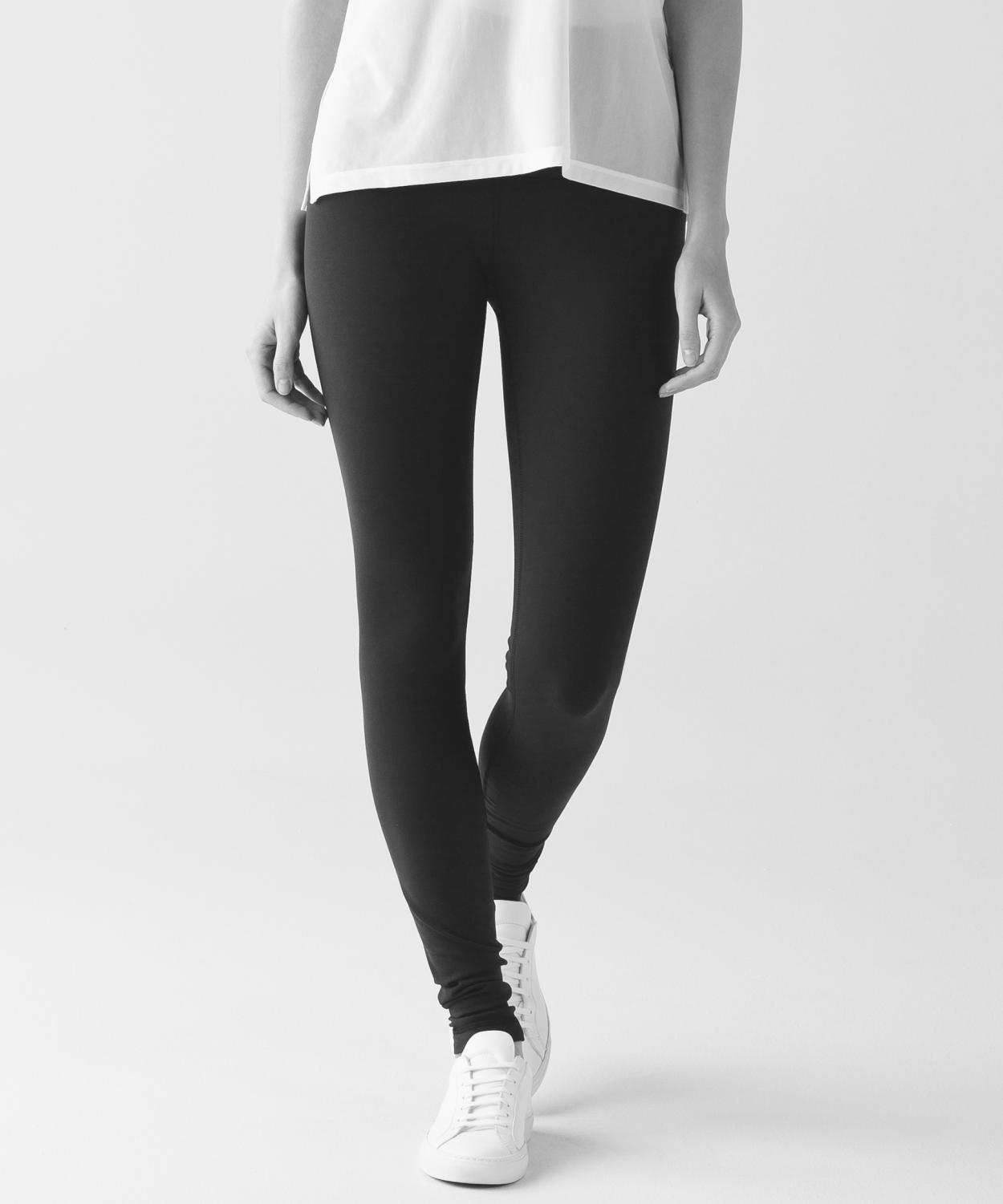 Lulu Lemon has a variety of leggings that come in different colors, lengths, and sizes. They are perfect for any season.