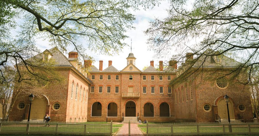College+of+William+and+Mary+in+Williamsburg%2C+Virginia+is+the+new+home+to+Schreiber+alum+Matthew+Wilson.