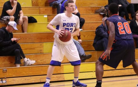 Boys basketball shoots its way to second place